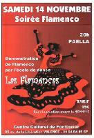tlozier organise une soir�e Flamenco-Pa�lla le sam