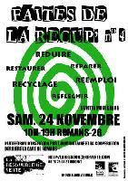 """ites de la R�cup"""", 4� �dition ! Toujours pour s"""