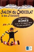 010, le salon du chocolat (et des douceurs) fait u